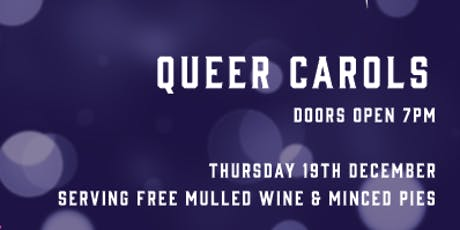 Queer Carols tickets