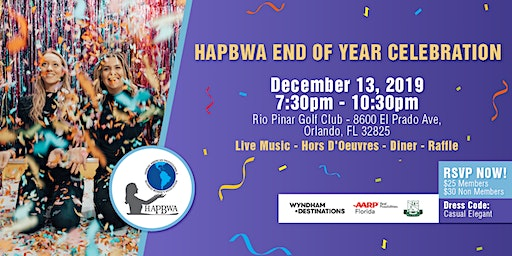 HAPBWA END OF YEAR CELEBRATION