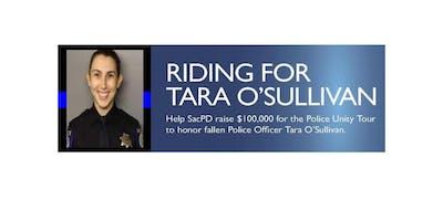 Riding for Tara O'Sullivan - May 2020