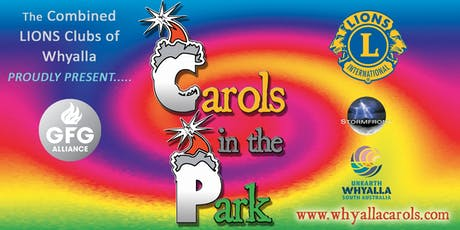 "LIONS GFG Alliance ""Carols In The Park"" tickets"