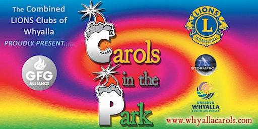 "LIONS GFG Alliance ""Carols In The Park"""