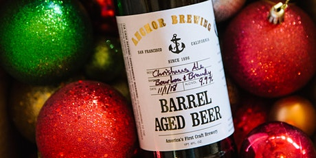 Anchor Barrel Aged Christmas Ale Party tickets