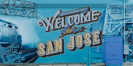 "San Jose Walking Tour: A Peek at the Past & ""Google -ing"" the Future tickets"