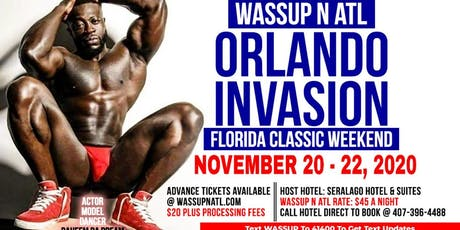 Copy of WASSUP N ATL INVASION FLORIDA CLASSIC WEEKEND tickets