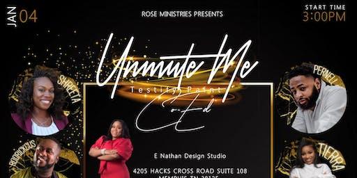 Unmute Me Birthday Celebration