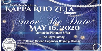 Platinum Centennial Royal Family Affair