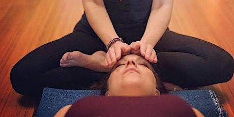 Restorative Yoga + Reiki tickets