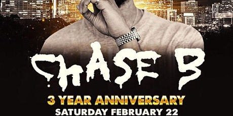 3 Year Anniversary Party w/ Chase B @ Noto Philly Feb 22 tickets