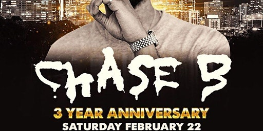 3 Year Anniversary Party w/ Chase B @ Noto Philly Feb 22