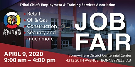 Tribal Chiefs Employment and Training Services Association Job Fair tickets