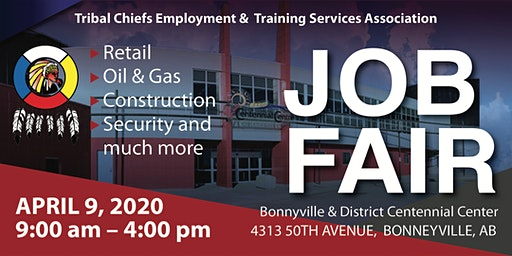 Tribal Chiefs Employment and Training Services Association Job Fair