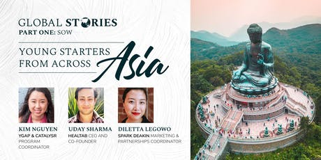 GLOBAL STORIES: Young Starters from Across Asia tickets