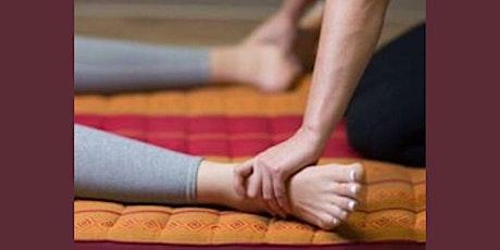 Yoga & Thai Massage tickets