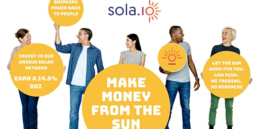 Learn how you can make a 14.5% ROI from the sun