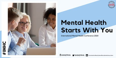 2020 International Mental Health Conference tickets