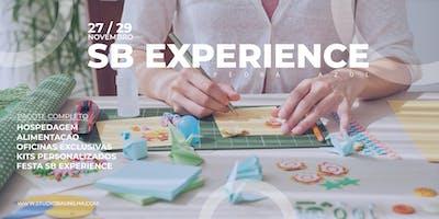 SB Experience 2020 - evento de scrapbooking
