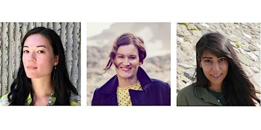ignitionpress Oxford launch : Mia Kang, Majella Kelly and Alycia Pirmohamed