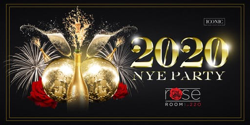 Rose Room New Years Eve Party