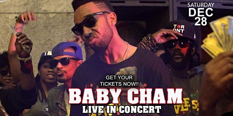 Baby Cham Live In Concert tickets