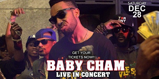 Baby Cham Live In Concert