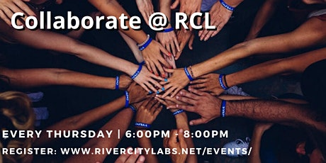 Collaborate @ RCL tickets