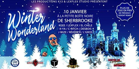 Winter Wonderland (Show Hip-Hop) billets