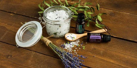 Christmas Make and Take with essential oils tickets