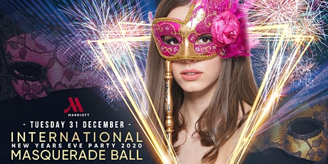 International and Latin New Years Eve 2020 at San Mateo Marriott tickets