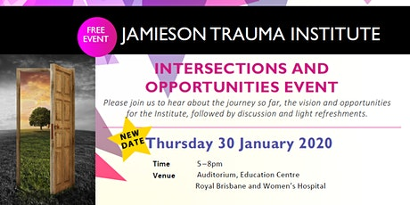 Intersections and Opportunities tickets