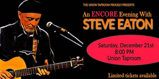 Encore Performance: An Evening with Steve Eaton
