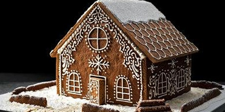 Gingerbread House Contest tickets