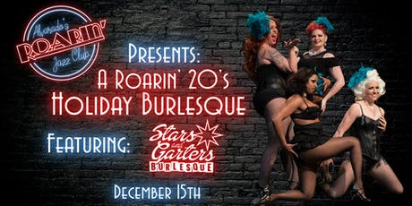 20's Holiday Burlesque tickets