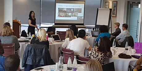 Serviced Accommodations - One Day Beginner's Masterclass tickets