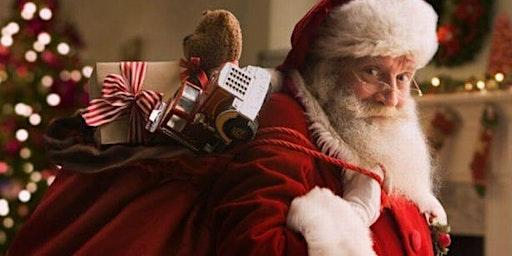 Santa is Coming to TotSpot