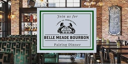 Belle Meade Five Course Pairing Dinner