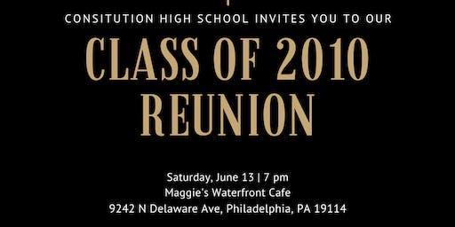 Constitution High School 2010 Reunion