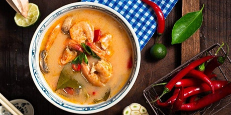 Simply Thai - Hot, Sour, Sweet & Salty tickets