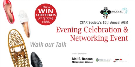 CFAR Society's 15th Annual Networking & AGM Event tickets