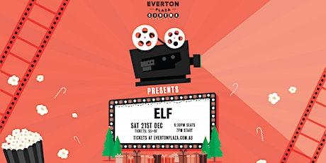 Everton Plaza Outdoor Cinema - ELF (Christmas Movie) tickets