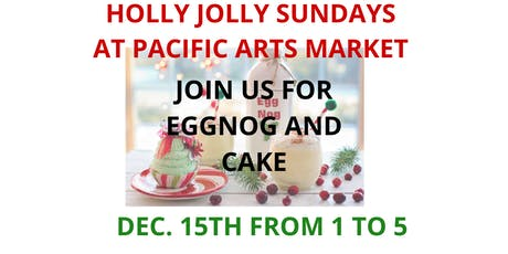 Eggnog and Cake tickets