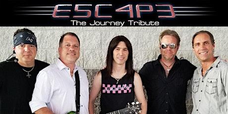 E5C4P3: Escape - The Journey Tribute tickets