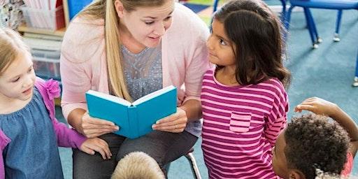 I'm Starting Big School Storytime Baulkham Hills Library