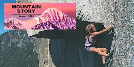 Mountain Story 2020: Lynn Hill, Climbing Free tickets