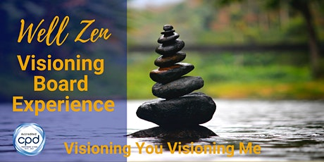 Well Zen Visioning Board Experience tickets
