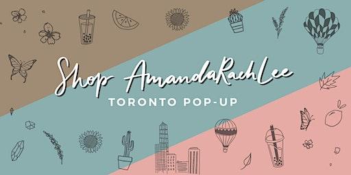 Shop AmadaRachLee Toronto Pop-Up