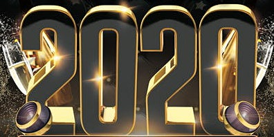 2020 New Years Eve Countdown Celebration