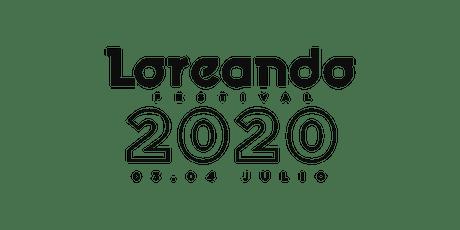 LOREANDO FESTIVAL 2020 entradas