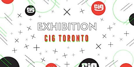 Toronto Exhibition Round 4 tickets