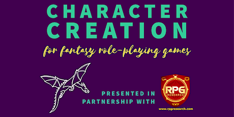 Becoming a Better Player: Character Creation for Fantasy Role-Playing Games tickets