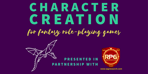 Becoming a Better Player: Character Creation for Fantasy Role-Playing Games